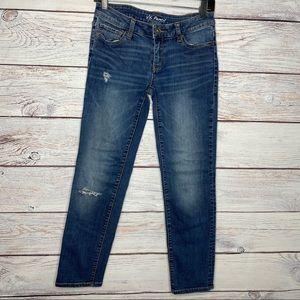 Victoria's Secret Pencil Skinny Denim Jeans